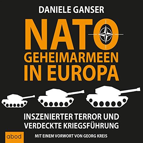 Couverture de Nato-Geheimarmeen in Europa