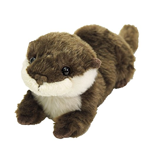 Fluffies Stuffed Toy S Otter