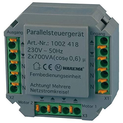 Warema Sonnen Parallelsteuergerät UP 1002418 Trennrelais Jalousie 4251317202014