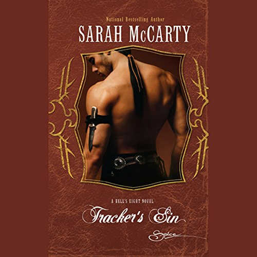 Tracker's Sin audiobook cover art