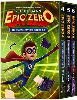 Epic Zero: Books 4-6 (Epic Zero Collection Book 2) by [R.L. Ullman]