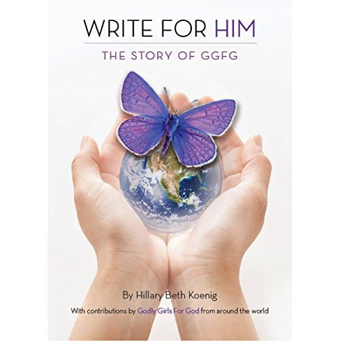 Write for Him  By  cover art