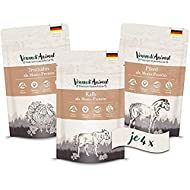 Venandi Animal Natural Wet Cat Food Mix Pack II Pouches, 12 x 125 g, 3301M2