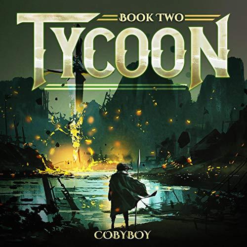 Couverture de Tycoon
