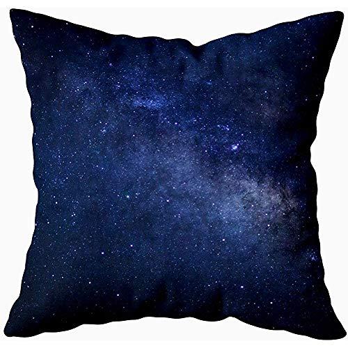 July kussenslopen melkstraat Galaxie ruimtestof in het universum lange verlichting fotografie korrel, beige groen