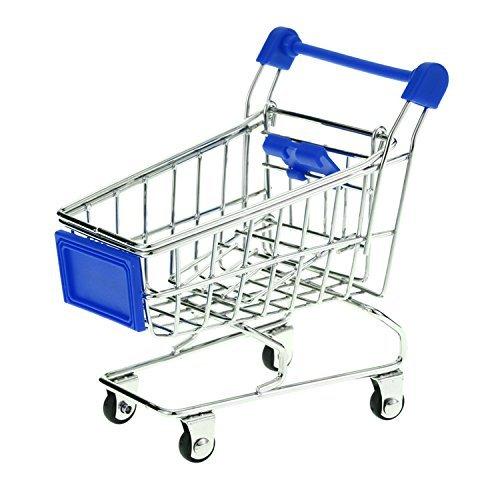 Sungpunet supermercado carrito esparcidor Mini carrito