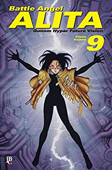 Battle Angel Alita - Gunnm Hyper Future Vision vol. 09 por [Yukito Kishiro]