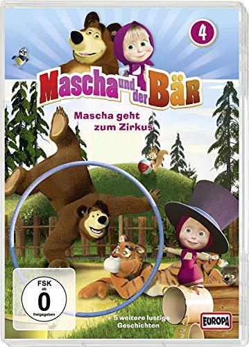 Mascha und der Bär, Vol. 4 - Mascha geht zum Zirkus
