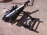 Portabicicletas trasero original Opel Astra/Zafira FlexFix, ampliación 13308261