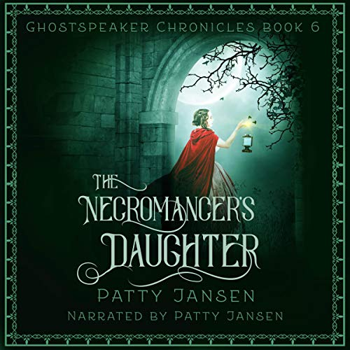 The Necromancer's Daughter cover art