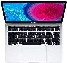 "Apple MacBook Pro 13.3"" con Touch Bar (i5-7267u 3.1ghz 8gb 512gb SSD) QWERTY U.S Teclado MPXV2LL/A Mitad 2017 Plata (Reaco..."
