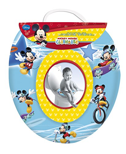 Abattant WC booster- Mickey Mouse bébé