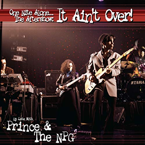 One Nite Alone...The Aftershow: It Ain'Over (Purple Vinyl)