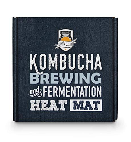 Kombucha Brewing and Fermentation Heat Wrap Mat
