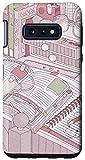 Galaxy S10e Anime Yume Kawaii Pastel Soft Grunge Retro Lofi Aesthetic Case