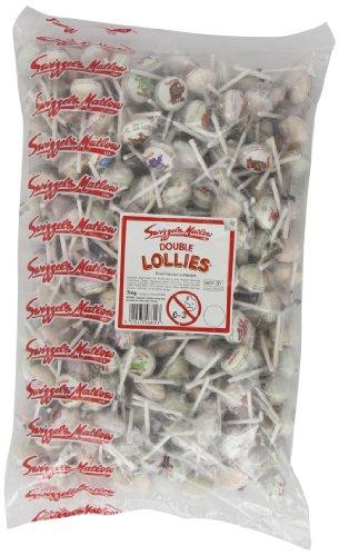 Swizzels Matlow Double Lollies Sweets 3 Kg