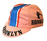 Brooklyn Cap Radmütze Radlercap (pink)