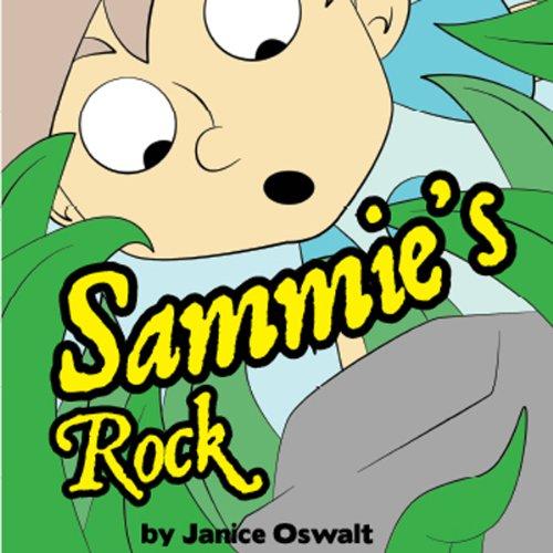 Sammie's Rock audiobook cover art