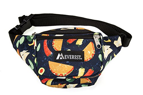 Everest Signature Pattern Taco Waist Pack