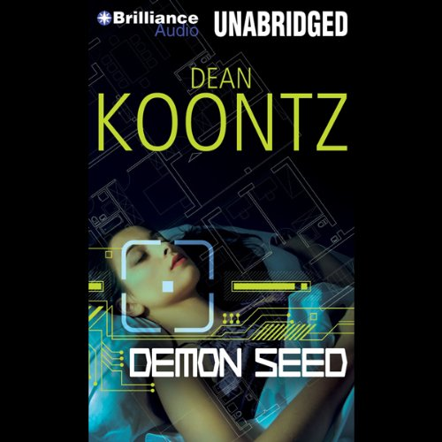 Demon Seed audiobook cover art