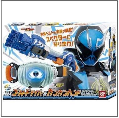 仮面ライダーゴースト 変身ベルト DXゴーストドライバー&ガンガンハンド スペクターなりきりセット
