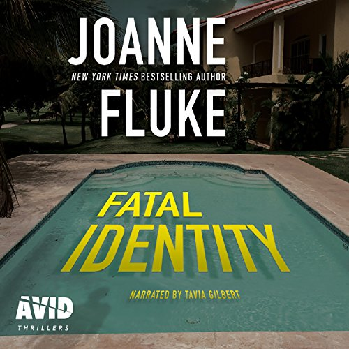 Fatal Identity audiobook cover art