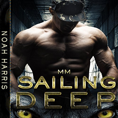 Sailing Deep audiobook cover art