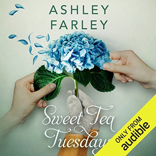 Sweet Tea Tuesdays audiobook cover art