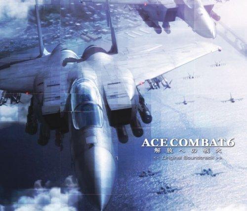 Ace Combat 6-Kaiho Heno Senka
