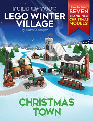 Build Up Your LEGO Winter Village: Christmas Town