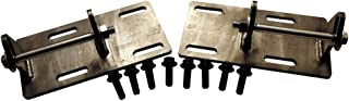 Chevy C10 1973-1987 Engine Mount Adapter Plates Engine Swap Lsx Ls1 Ls2 Ls7 Lq9 5.3 6.0