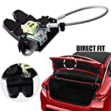 Tailgate Trunk latch Lock actuator Compatible for Kia Optima 2016-2019 rear door replacement 81230D4000