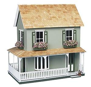 Greenleaf Laurel Dollhouse Kit - 1 Inch Scale