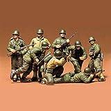 Tamiya America, Inc 1/35 US Infantry European Theater Kit, TAM35048