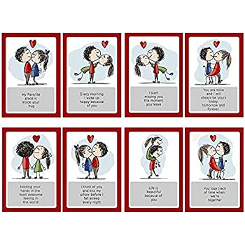 Furnish Marts Love Story Romantic Love Cards Birthday Anniversary Gift For Your Boyfriend Girlfriend Husband Wife Special Surprise Gift For Your Loved Ones Amazon In Home Kitchen