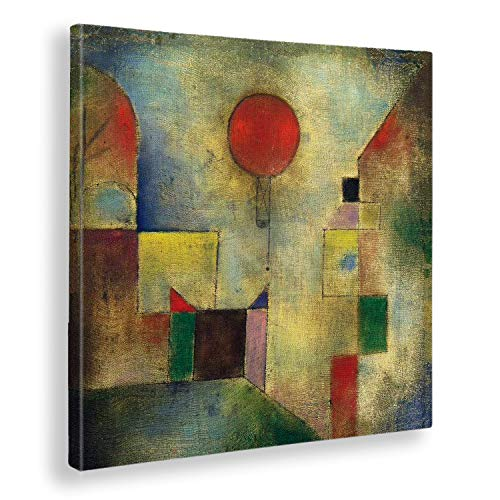 PAUL KLEE Die Vase Stampa su tela Canvas effetto dipinto
