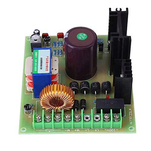WEI-LUONG DC PWM High Power Motor Speed Controller Tablero LY-820 para Motor de imán Permanente y Motor DC para Equipos industriales Tablero