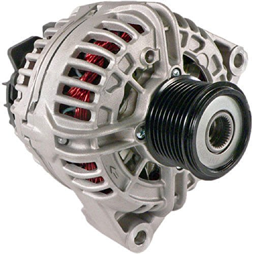 NEW ALTERNATOR FITS JOHN DEERE AGRICULTURAL TRACTOR 6230 6330 6430 7130 7230 2007-2012 12 VOLT 120 AMP UPGRADE