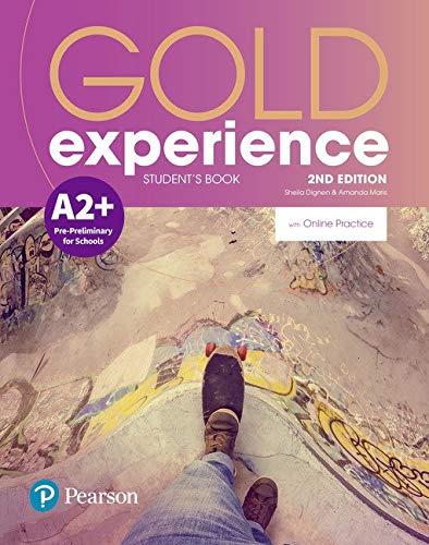 Gold experience. A2. Student's book. Per le Scuole superiori. Con e-book. Con espansione online