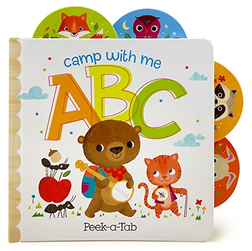 Camp with Me ABCs: Peek-A-Tab Book