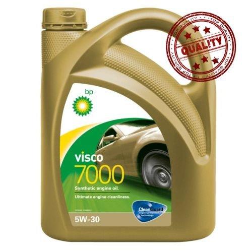 BP BPV75304 VISCO Aceite DE Motor para Coches 7000 5W30 4L
