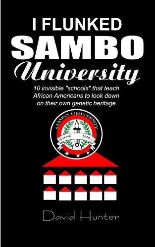 I flunked Sambo University