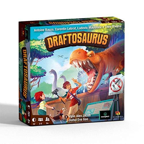 Jogo de Tabuleiro Draftosaurus, Meeple BR