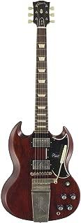 Gibson CUSTOM SHOP ギブソン エレキギター Japan Limited Run 1963 SG Standard w/Long Maestro Vintage Gloss TH Cherry[【SN.093642】