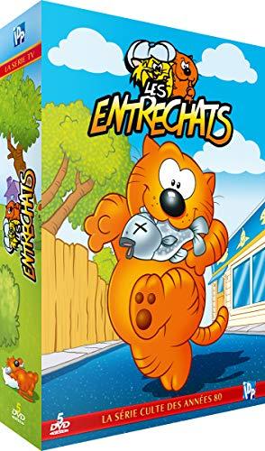 Les Entrechats-Nouvelle édition (Coffret 5 DVD)