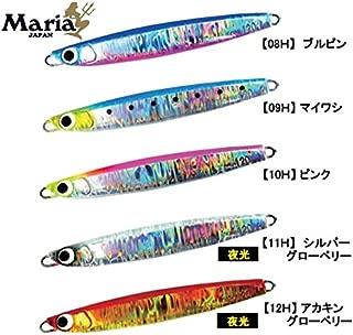 マリア(Maria) メタルジグ メタルフリッカー 60g ピンク 10H 598735 ルアー