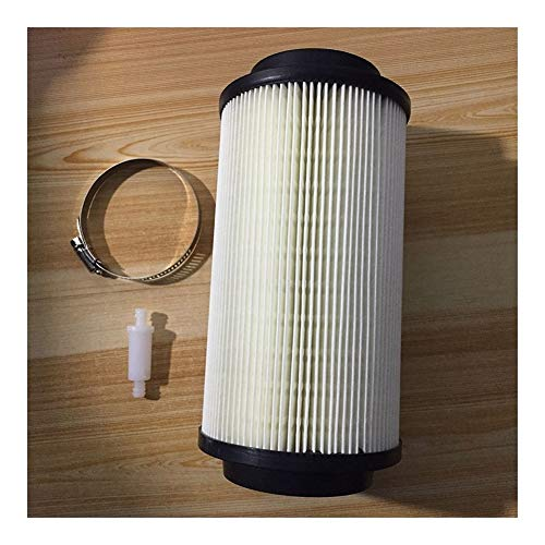 Rumors Fit for Air Pre-Filter 2530009 5811633 7080595 7082101 for Polaris ATV mit Kraftstofffilter