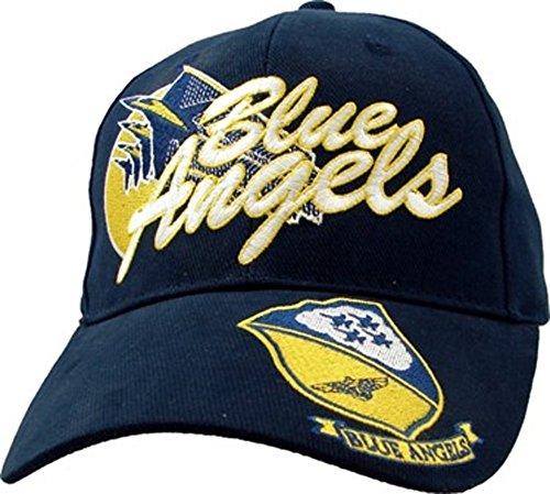 Eagle Crest U.S. Navy Blue Angels Baseball Cap, Dark Navy