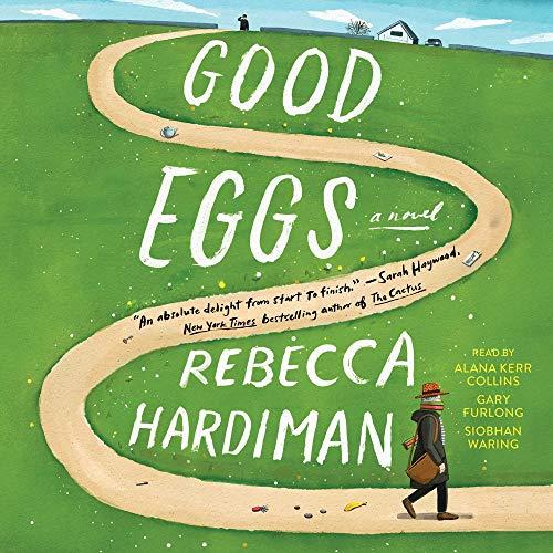 Good Eggs Audiobook By Rebecca Hardiman cover art