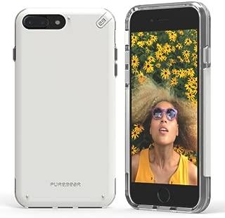 PureGear DualTek PRO for iPhone 7 Plus - White/Clear